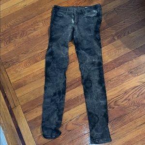 Zara super skinny jeans
